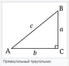 Прямоугольник с одним прямым углом