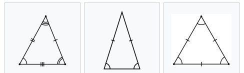 Klasyfikacja trójkątów według boków